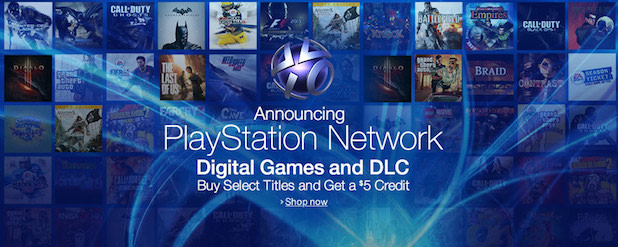 Sony Now Lets You Buy Digital PlayStation Games From Amazon And - Ps4 spiele minecraft amazon
