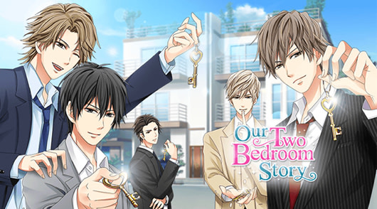 Romance your anime boss in Our Two Bedroom Story for iOS and Android