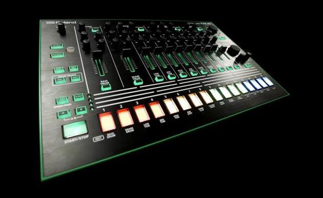 successor to the iconic roland tr 808 drum machine teased in promo video. Black Bedroom Furniture Sets. Home Design Ideas