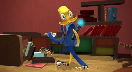 don t expect octodad to be a ps plus free game do expect extra