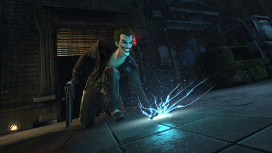 Warner Bros Has Released An Update For The PlayStation 3 Xbox 360 And PC Versions Of Batman Arkham Origins Adding New Competitive Hunter