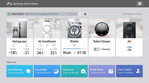 how to search apps on samsung smart tv 2014