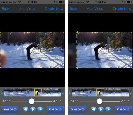How to remove fingers and other errant objects from iphone videos how many times have you captured the perfect video clip with your iphone and then discovered upon review that the clip is marred by a slip of your finger ccuart Images