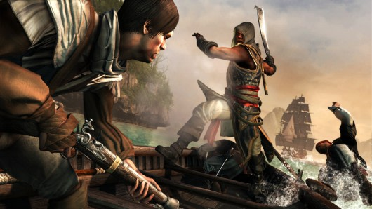 Ubisoft Reveals Assassins Creed 4 Season Pass Content