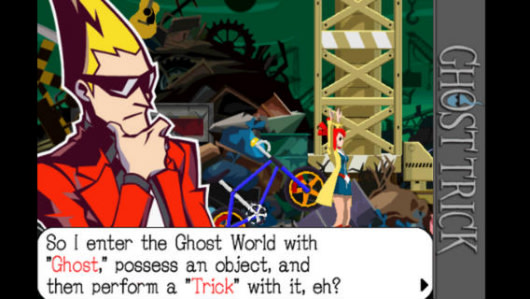 Ghost trick - detective fantasma recensione