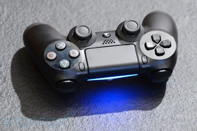 Future dualshock 4 update for playstation 4 will add option to dim it may seem like minor news especially considering the hoopla over sonys virtual reality this week at gdc but the playstation 4s dualshock 4 controller aloadofball Images