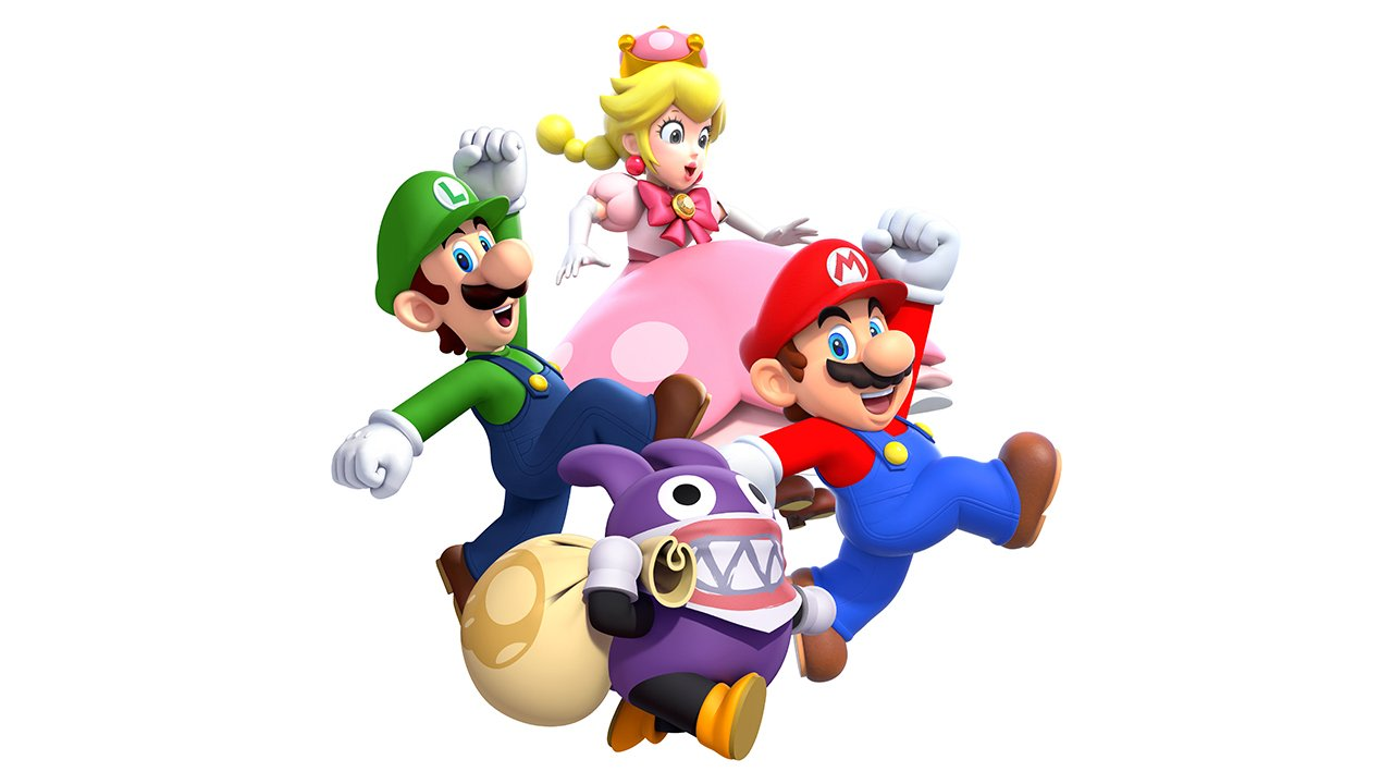 """ล้ำหน้าโชว์ มาแน่!! """"New Super Mario Bros. U Deluxe"""" เปิดตัวบนเครื่อง Switch มกราคมปีหน้า Super Mario Nintendo Switch Nintendo New Super Mario Bros. U Deluxe"""