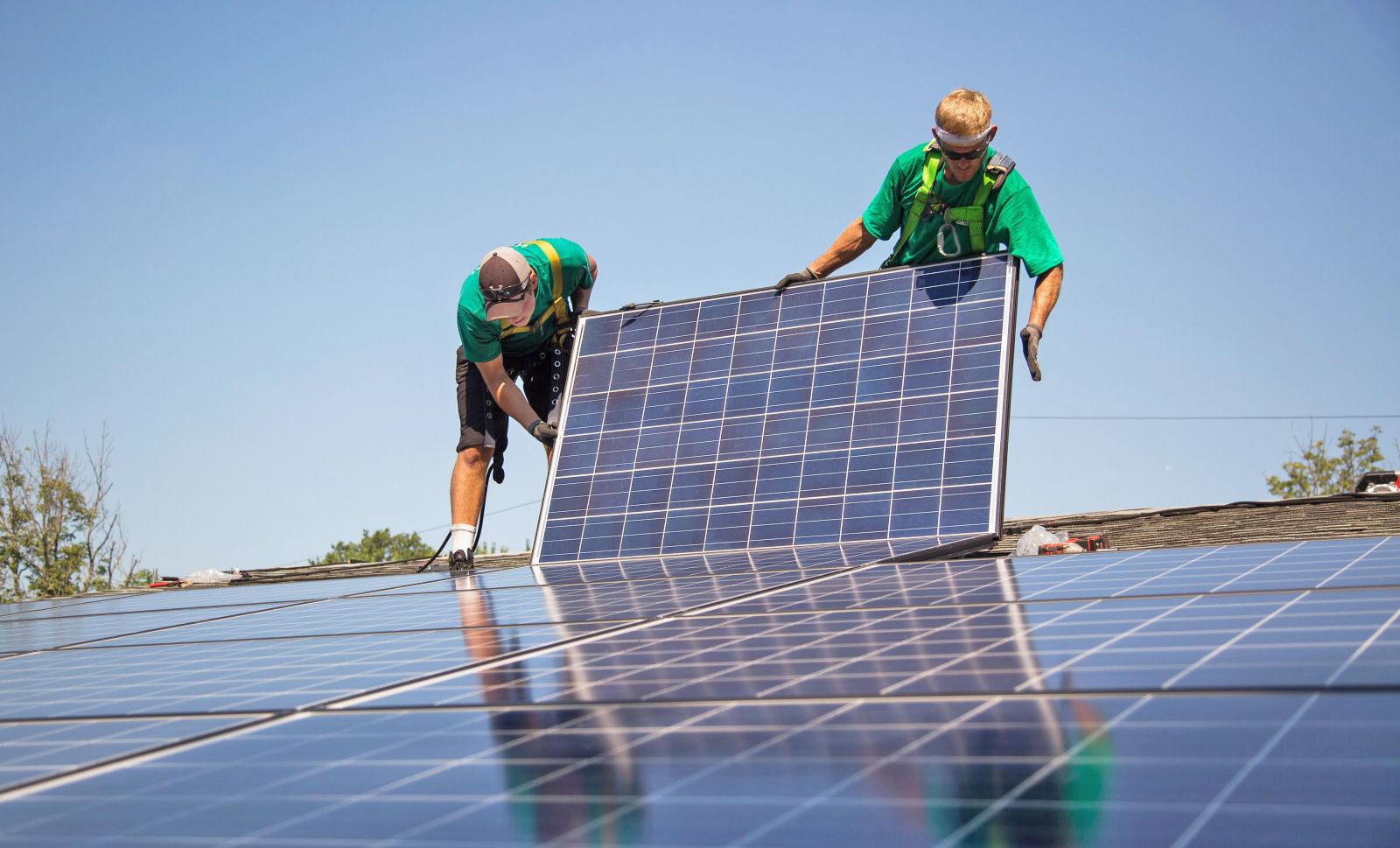Tesla And Panasonic To Build Solar Panels For Powerwall