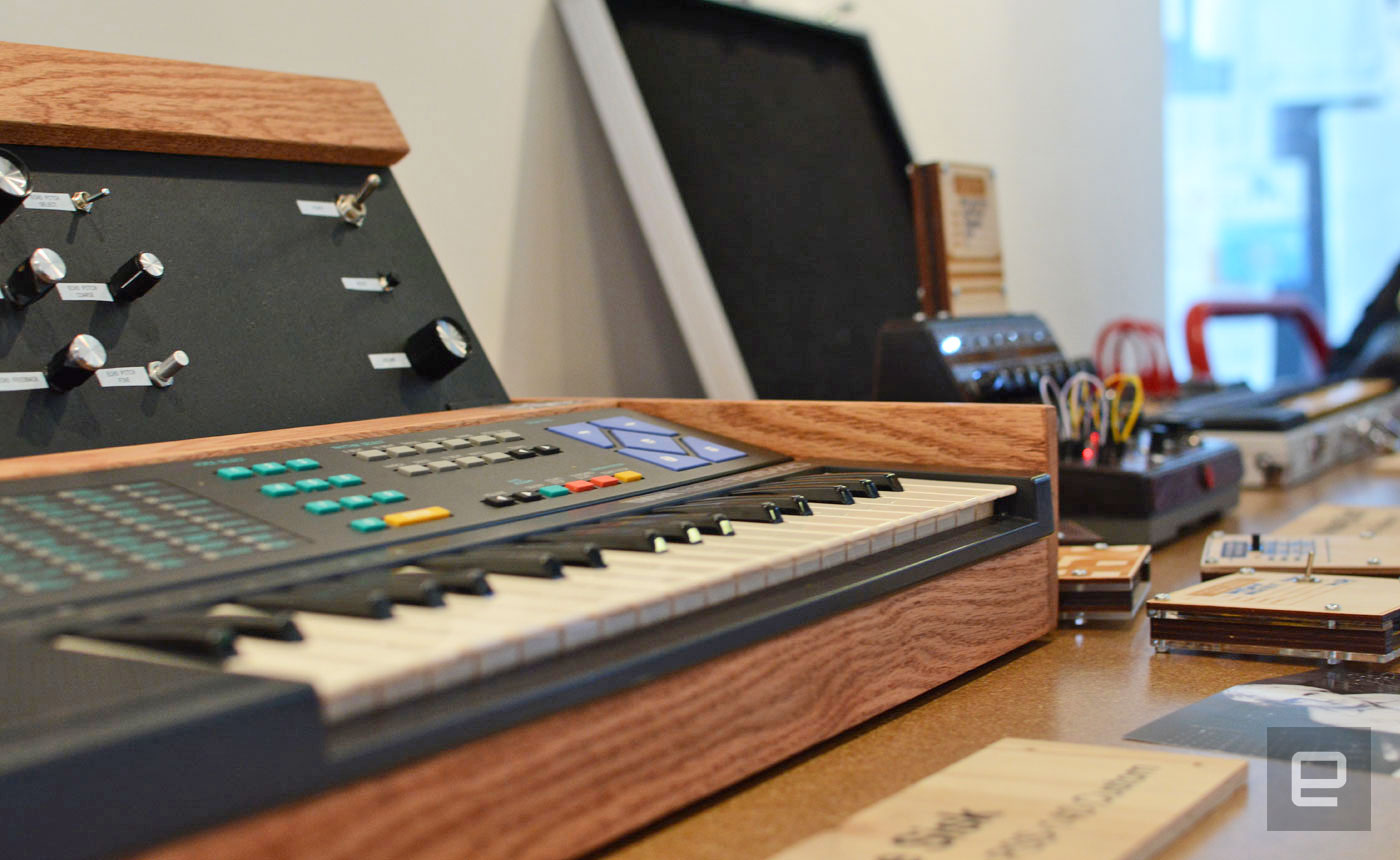 These 70 Diy Synthesizers Are A Hobbyists Dream Circuit Bending Keyboards For Me One Of The Most Interesting Parts Moogfest Is Challenge Sure Performances And Tech Demos Great But Its Always