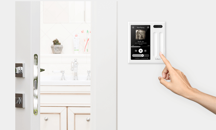 You can now buy Brilliant\'s light switch smart home hubs