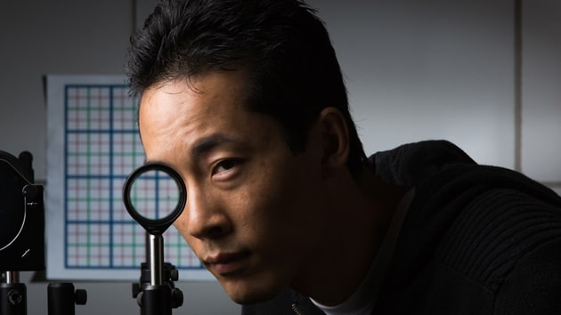 What If Two Roads Are Illusion What If >> Scientists make an invisibility cloak using off-the-shelf optical lenses