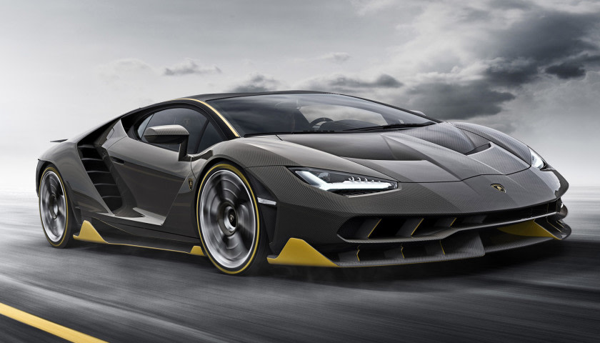 During Microsofts E3 Press Briefing Forza Horizon 3 Was Officially Unveiled Showing Off The Centerpiece Lamborghini Centenario And Sprawling