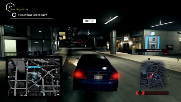 Watch Dogs  Controlling The Helicopter
