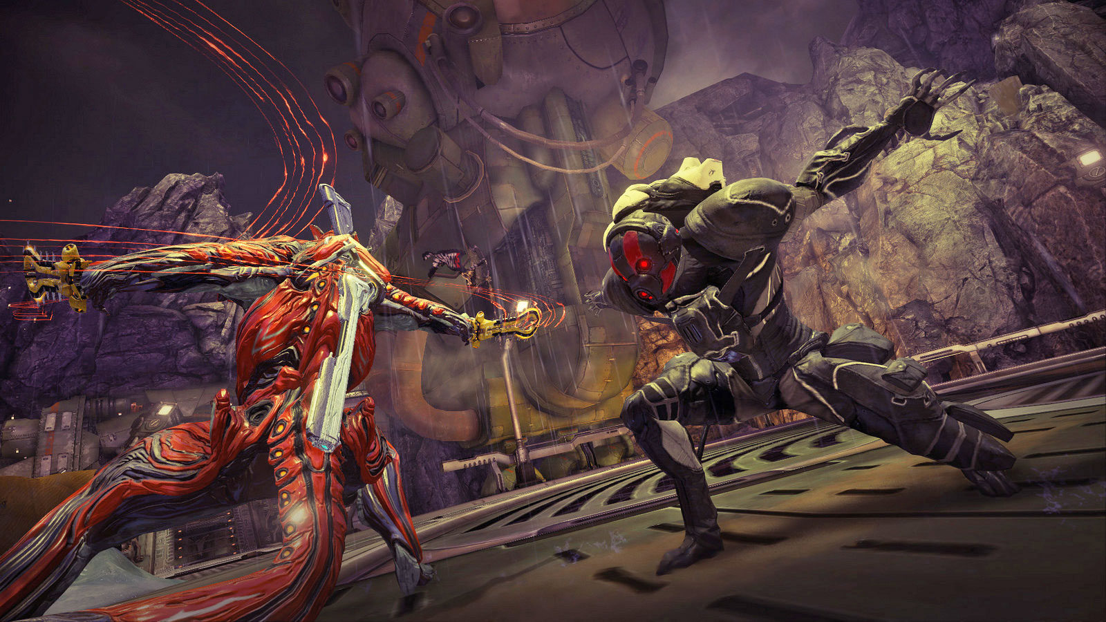 39 warframe 39 for ps4 gets yet another expansion four years for How to fish in warframe