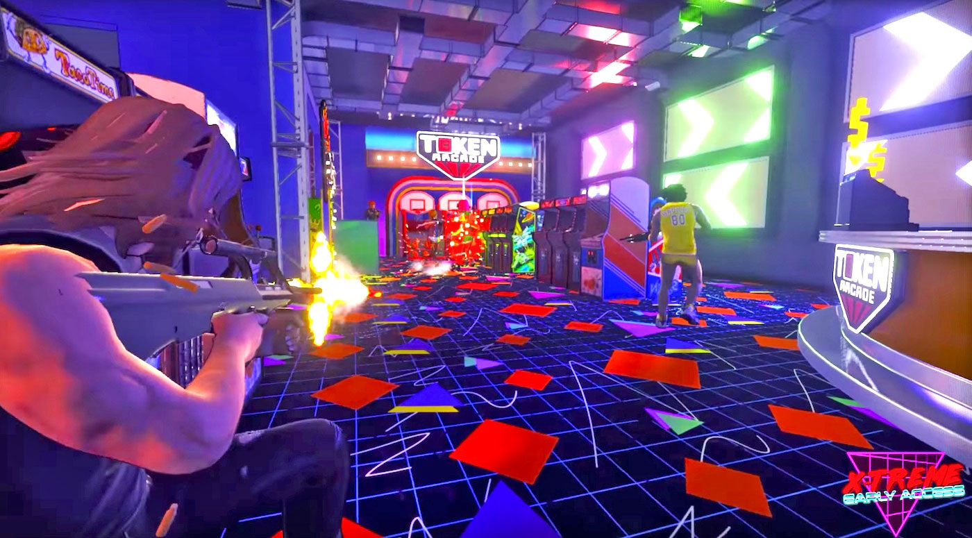 'Radical Heights' is Cliff Bleszinski's free-to-play ...