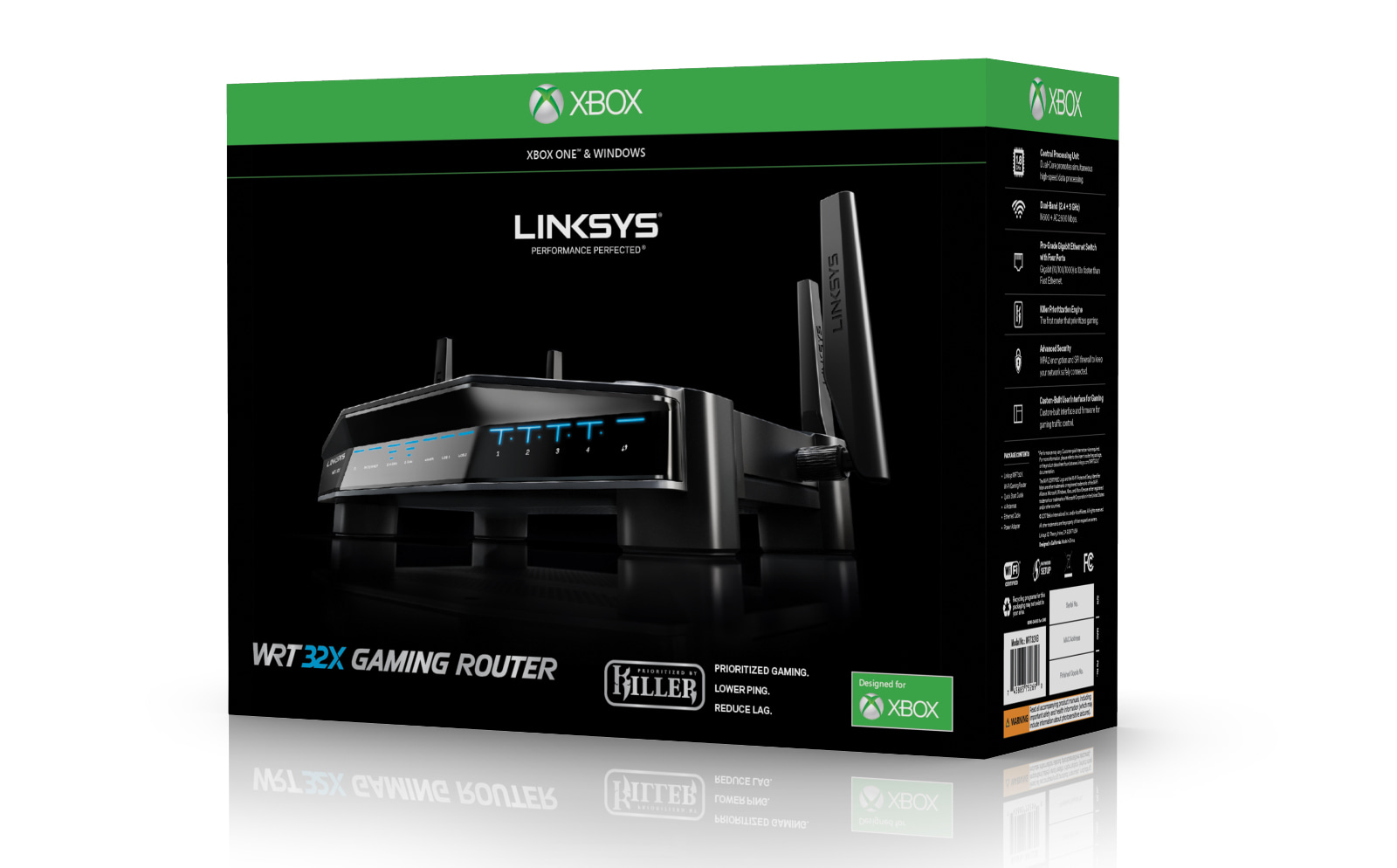 The linksys router that prioritizes xbox one gaming is now available the linksys router that prioritizes xbox one gaming is now available fandeluxe Choice Image