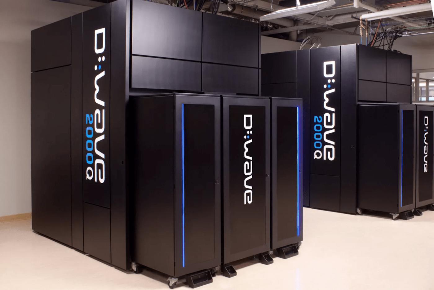 D wave has its first customer for a 15 million quantum computer undo solutioingenieria Choice Image