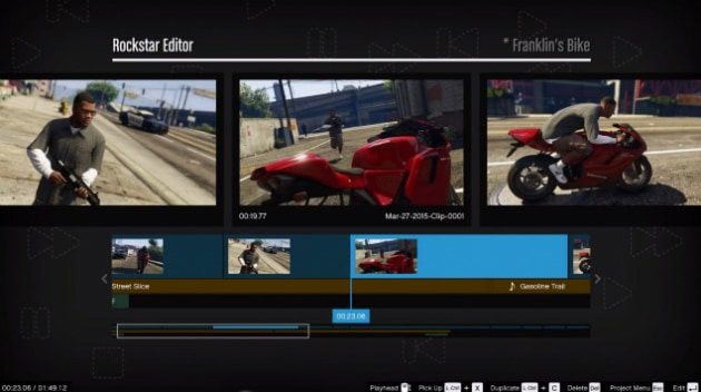 Rockstar Games Recently Revealed That Its Eponymous Video Editing Toolset Is Coming To The Playstation  And Xbox One Versions Of Grand Theft Auto