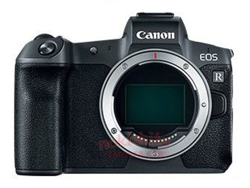 Canon\'s full-frame mirrorless camera leaks in vivid detail