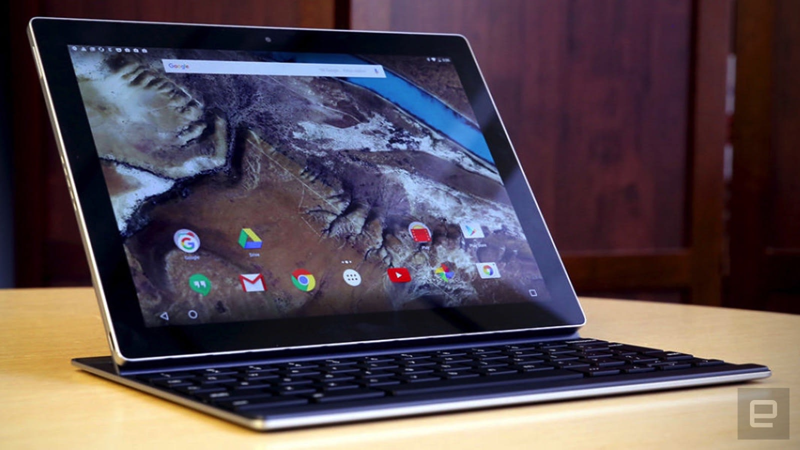 Google assisstant finally works on pixel c tablets big4all chris velazcoengadget fandeluxe Gallery