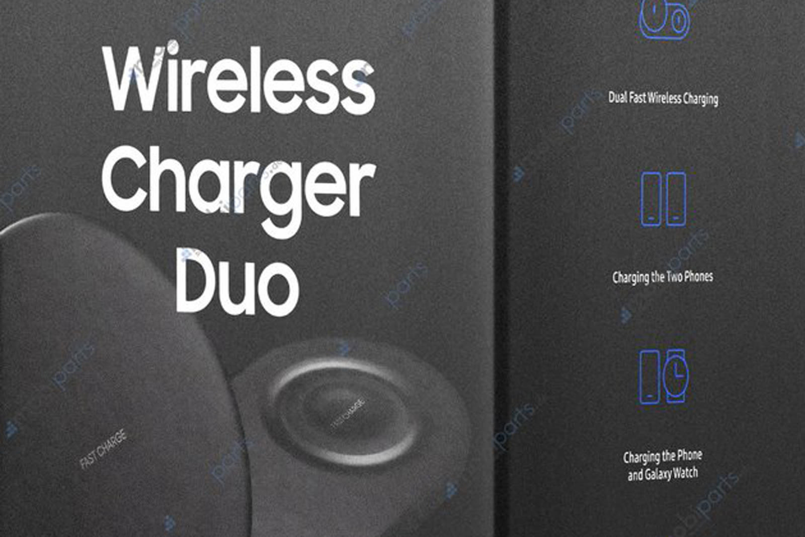 Samsungs Unreleased Duo Charger Showed Up At An Amazon Event