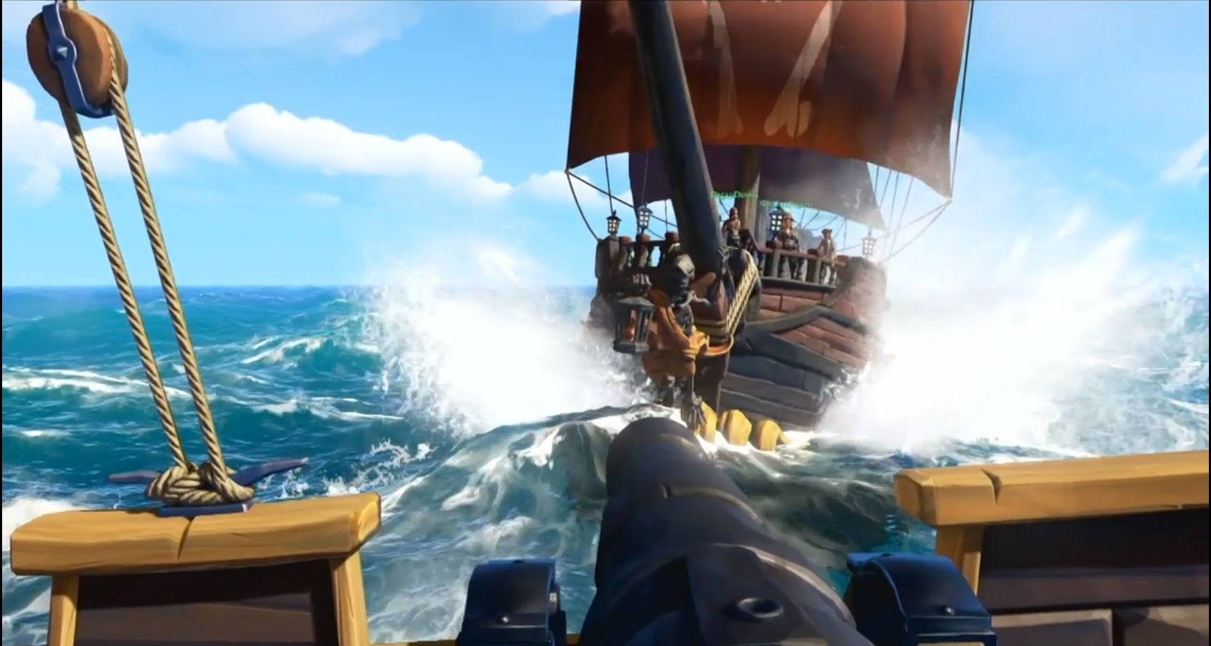 Image result for sea of thieves combat