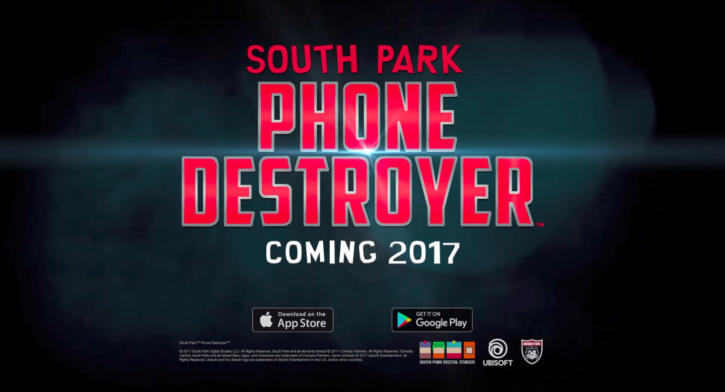 A South Park Mobile Game Is Coming This Year
