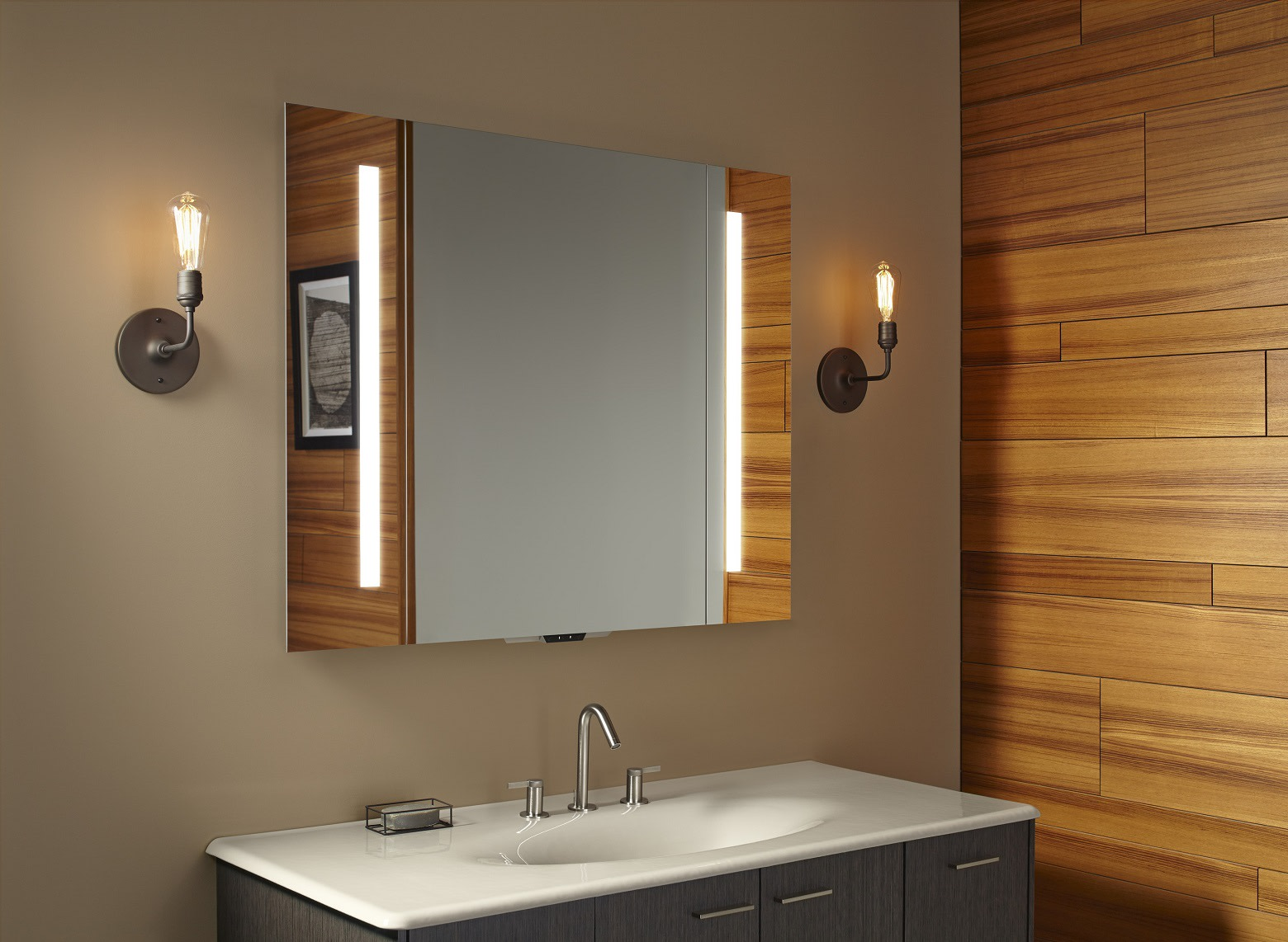 Kohler\'s new smart fixtures make Alexa your bathroom buddy