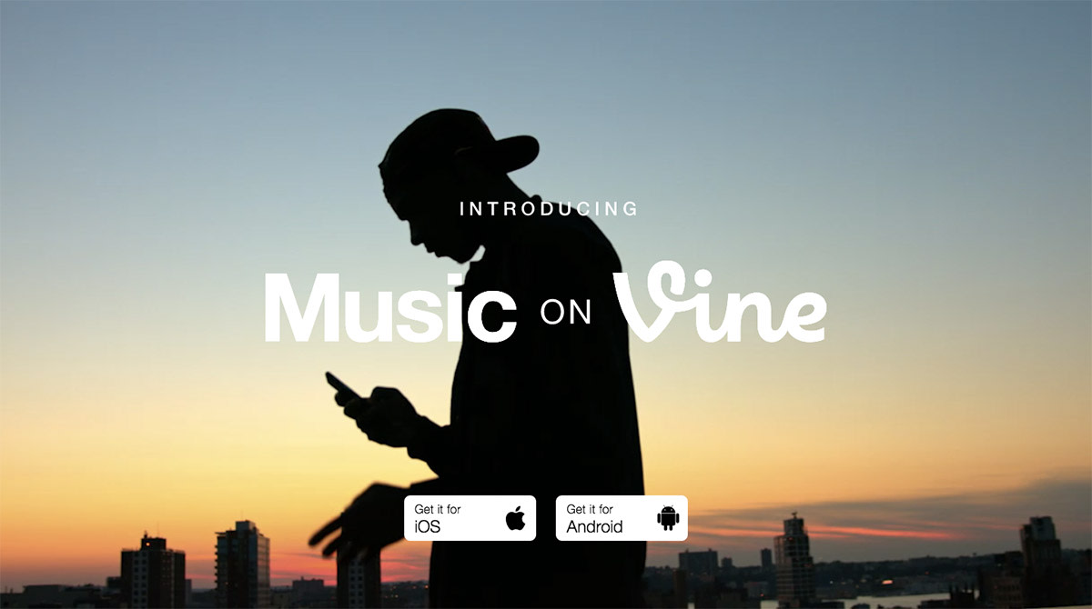 Vine Helps Everyone Add Prolevel Music To Their Videos How To Film And Edit