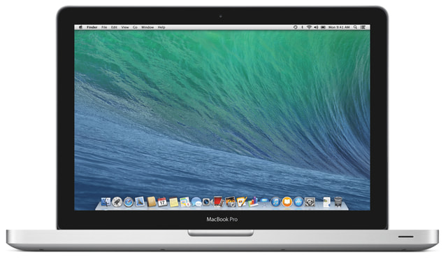 how to make a desktop icon on mac