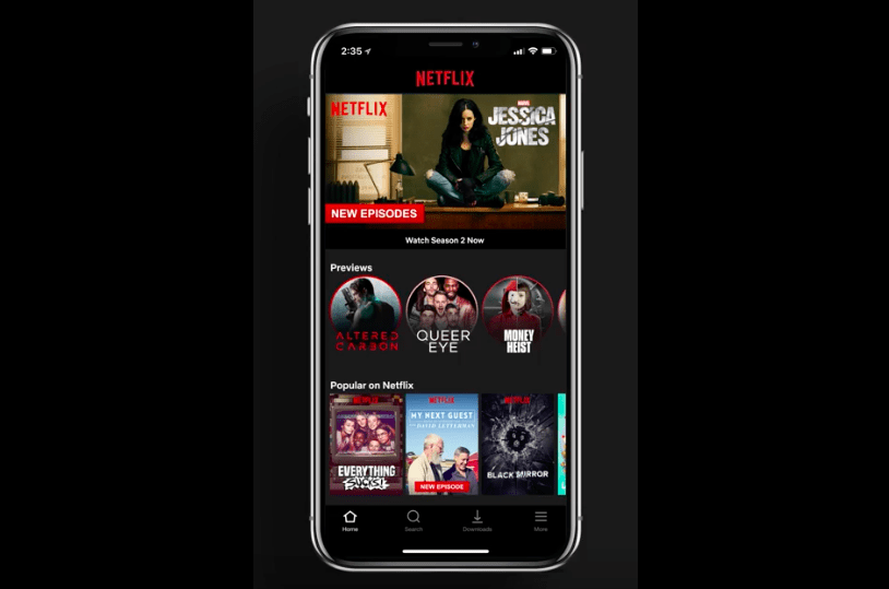 how to fix video quality on netflix app
