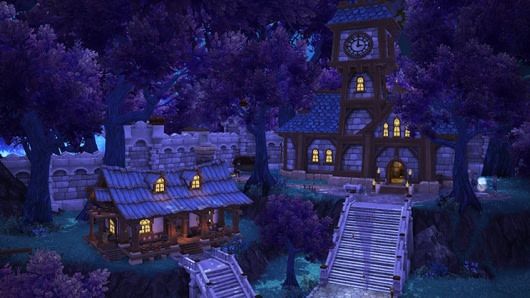 Wows warlords of draenor beta the disappointment of garrisons image credit malvernweather Images