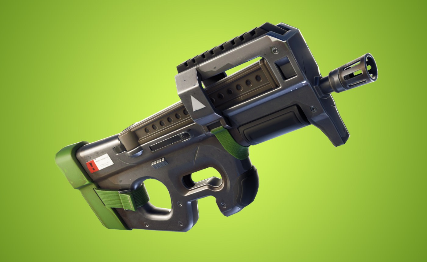 Epic Quickly Nerfs The New Fortnite SMG After Complaints