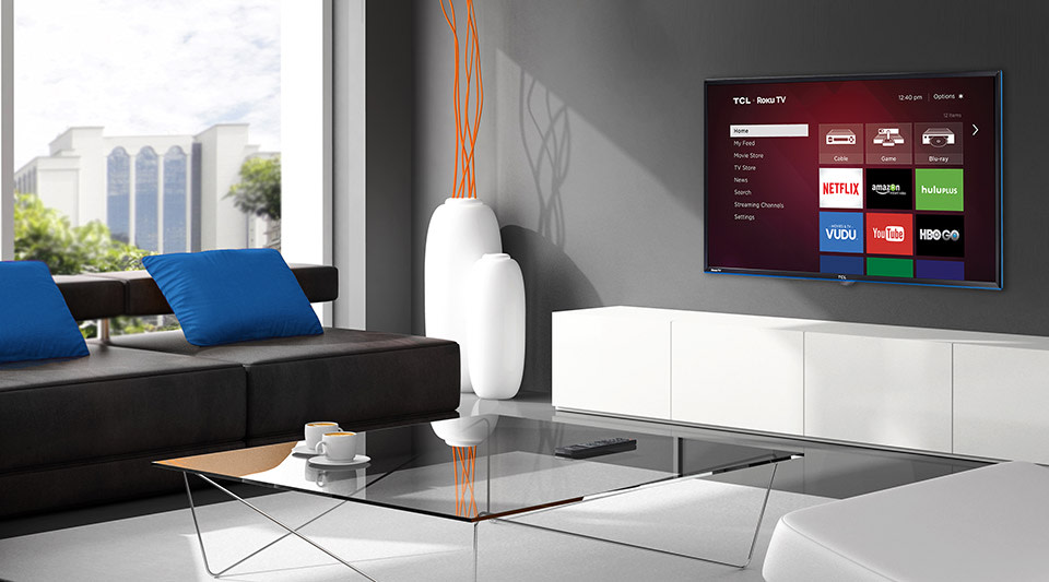engadget giveaway win a tcl roku tv color series. Black Bedroom Furniture Sets. Home Design Ideas