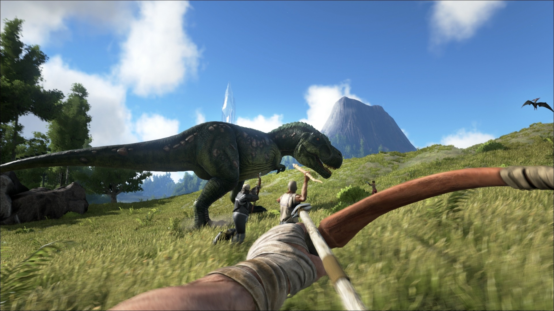 After A Lengthy Wait Ps Owners Will Finally Be Able To Play Ark Survival Evolved This Week With The Game Launching On December Th