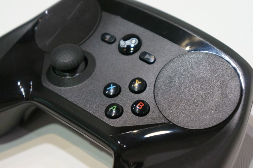 Valve's final Steam Controller is still missing somethingValve Console Controller