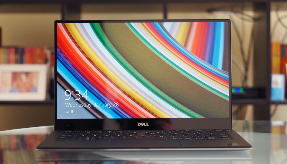 dell xps 13 review 2015 meet the world s smallest 13 inch laptop