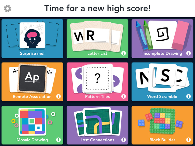 Daily app brainbean is great way to exercise both sides of your brain if you are looking for some brain games for yourself or your children consider brainbean from tanner christensen the colorful app offers a variety of solutioingenieria Images