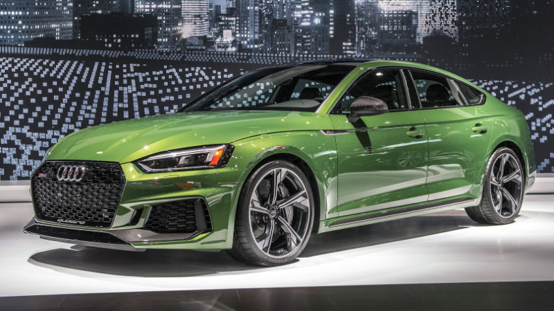 Autoblogs New York Auto Show Roundup - New york car show 2018