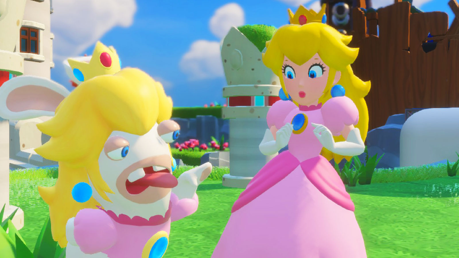 'Mario + Rabbids: Kingdom Battle' tempers insanity with charm