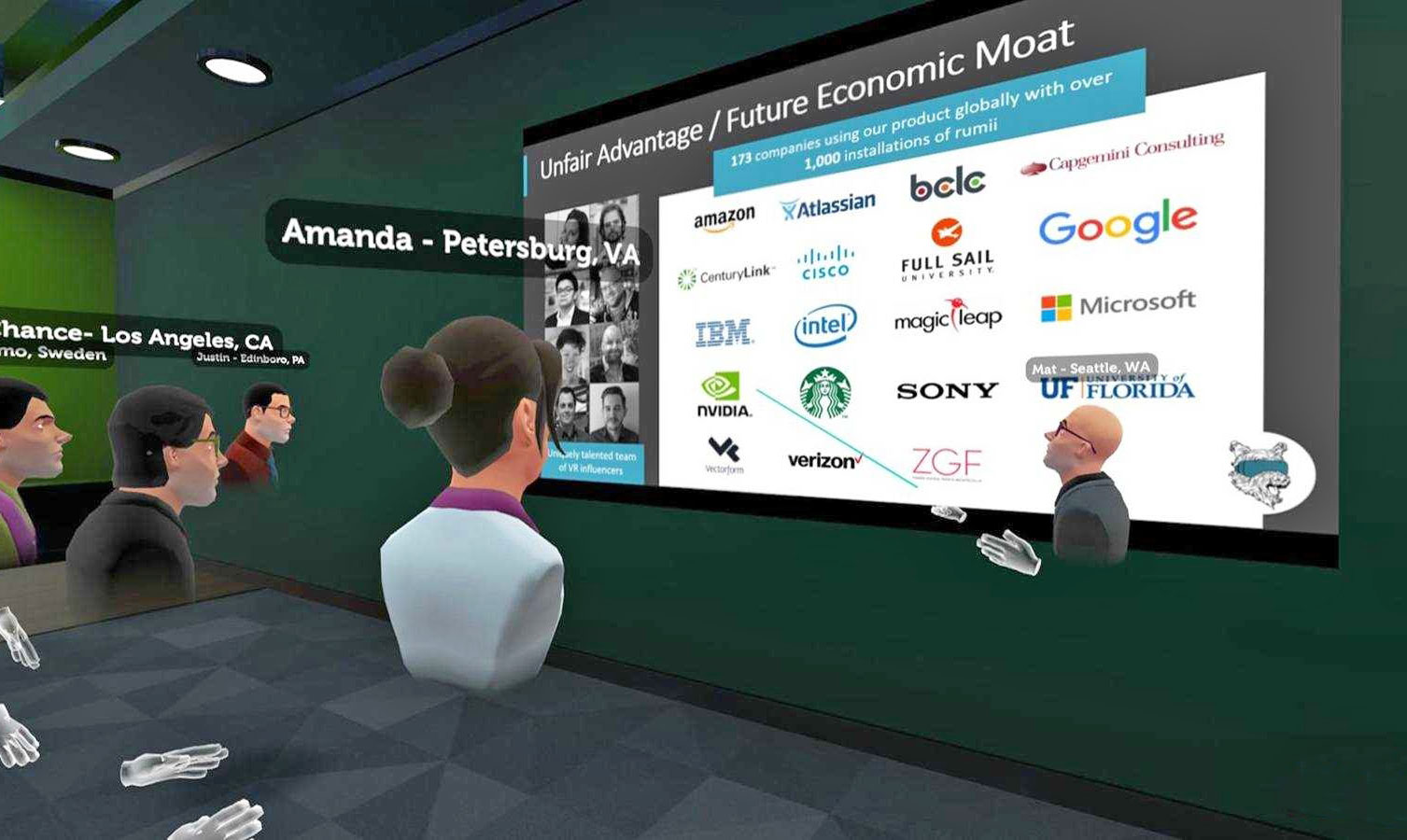 Full Sail Taps VR To Help Online Students Feel Less Isolated - Full sail university game design