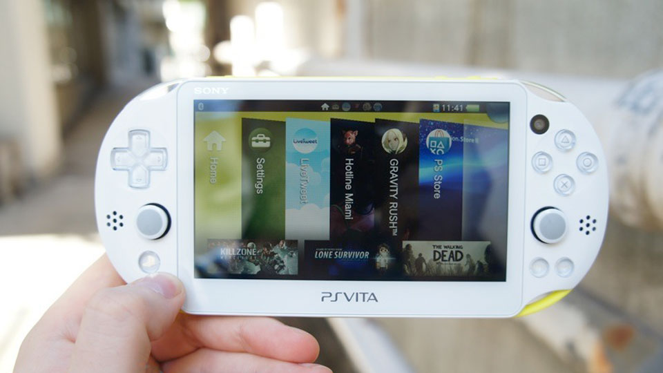 Sony Doesnt See A Market For A PlayStation Vita Sequel - Minecraft spiele fur ps vita