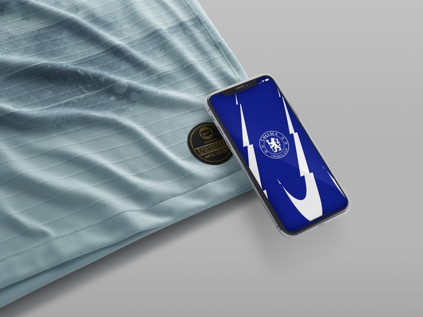 Nike Releases Its First Nfc Enabled Soccer Kit For Chelsea Fc