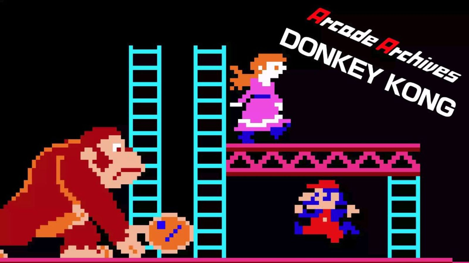 Donkey Kong 75 Videojuegos: Arcade Classic 'Donkey Kong' Comes To The Nintendo Switch