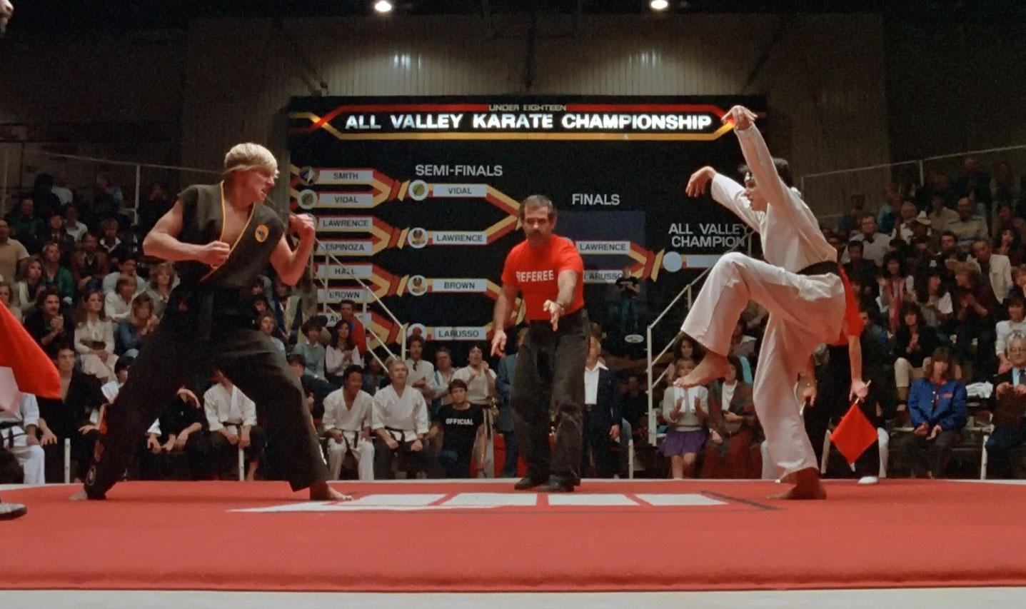The Martial Arts Kid Netflix