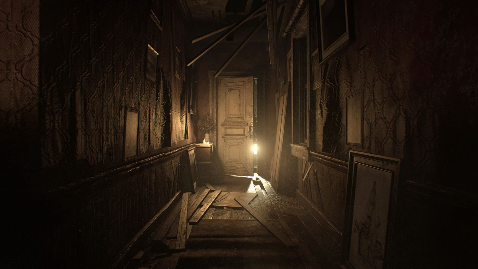 39 Resident Evil 7 39 180 Edition Comes With A Tiny Haunted House