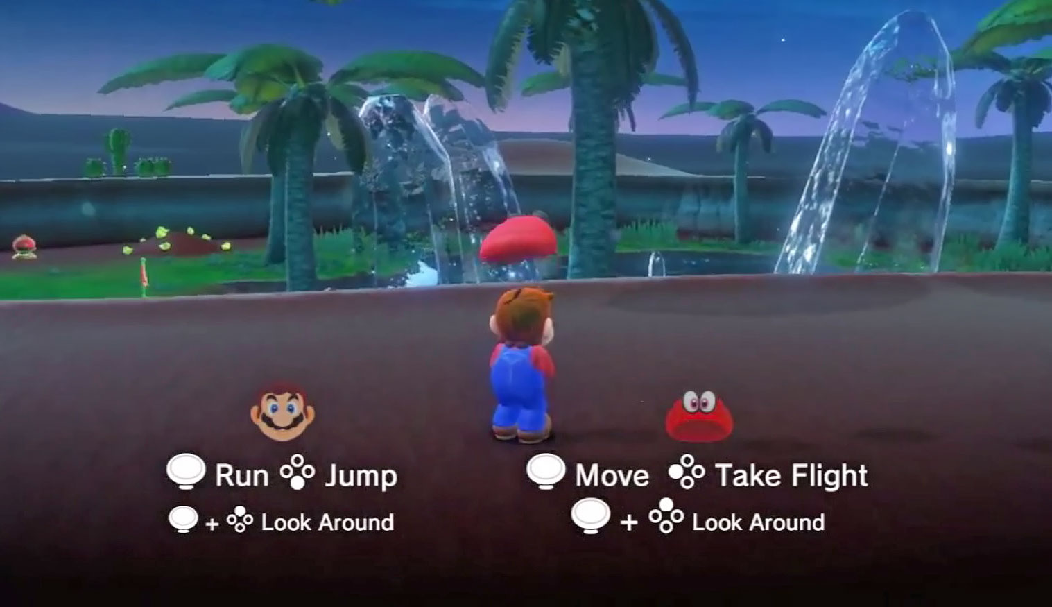 Super Mario Odyssey Review Everything Nintendo Switch