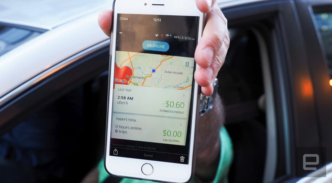 Uber And Lyft Sources - cover