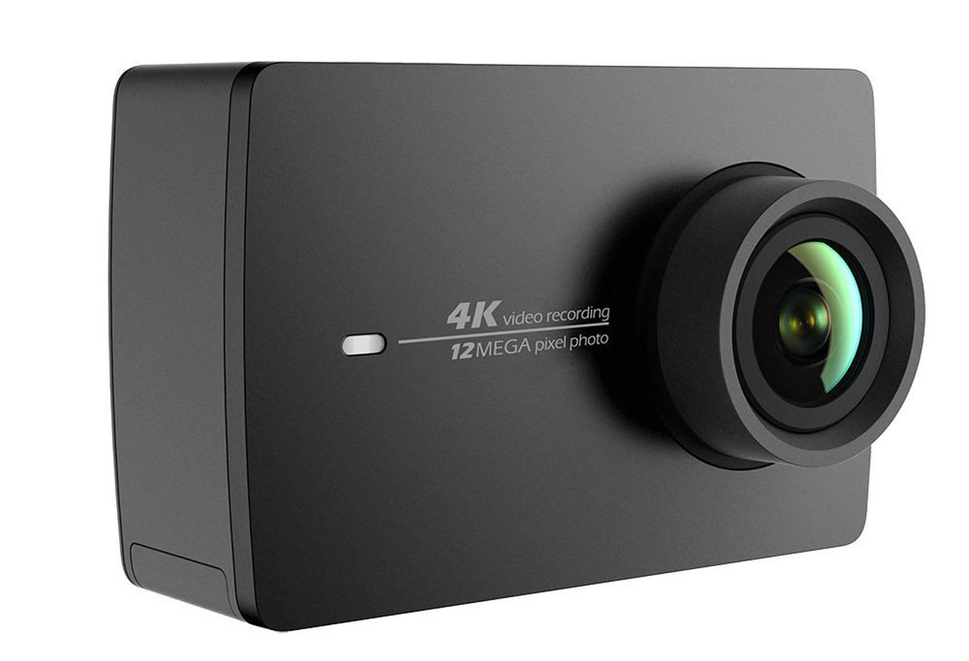 La próxima cámara de acción de Yi promete video 4K a 60 fps