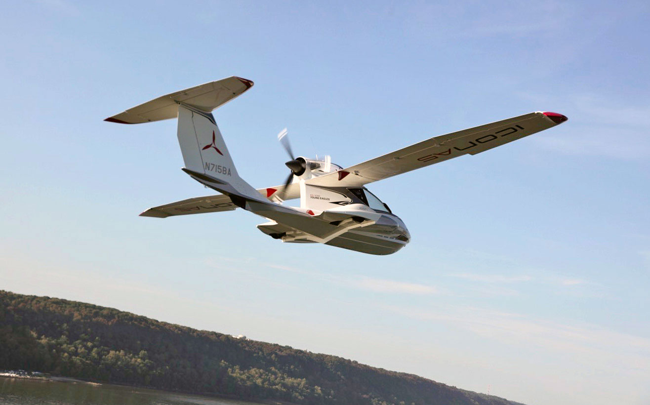 Icon A5 Sport Aircraft